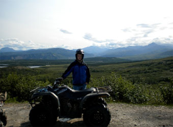 Denali ATV Tour