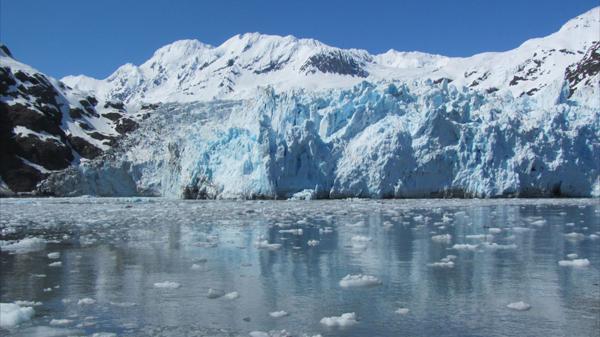Surprise Glacier Whittier
