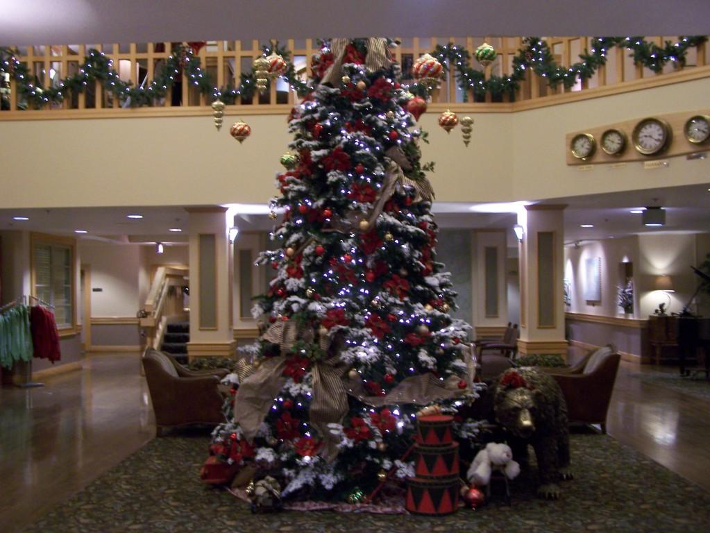 Fairbanks Princess Christmas Tree