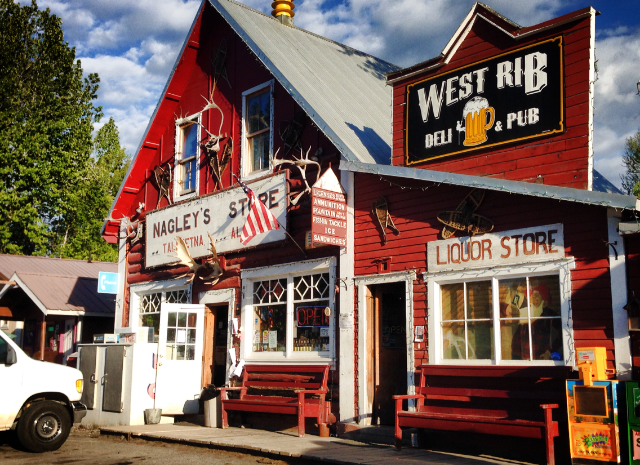 Talkeetna: America's coolest small town