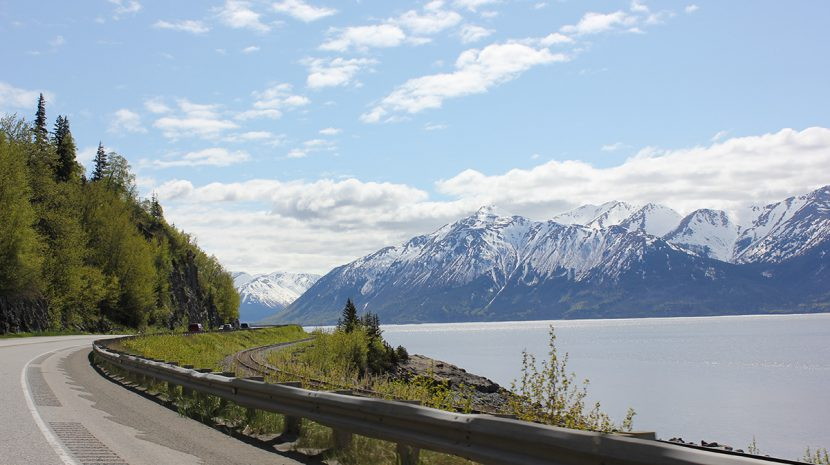 Road trip: Anchorage to Kenai Princess Wilderness Lodge