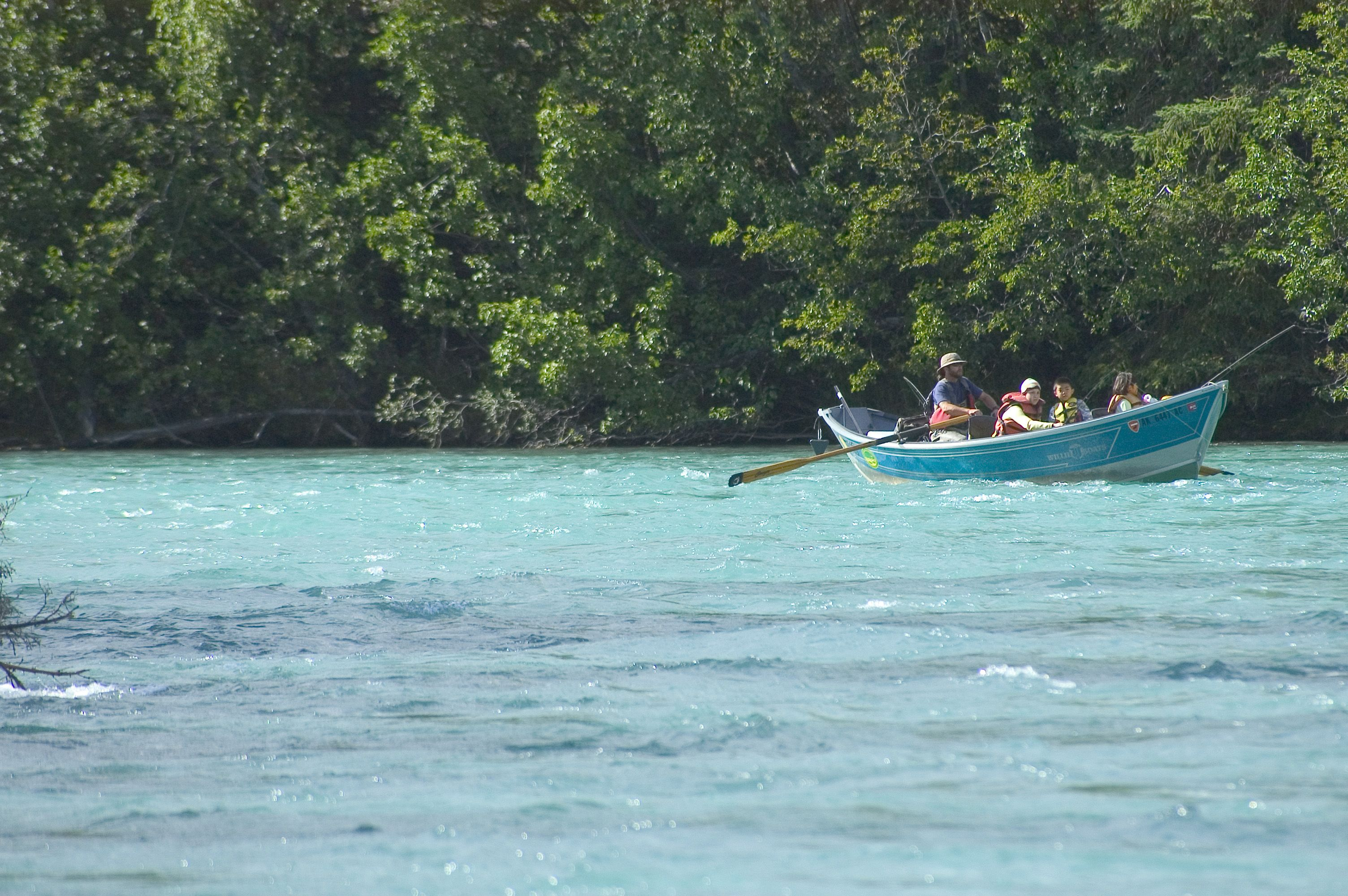 Kenai lodge activities princess lodges for Cooper landing fishing