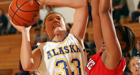 University of Alaska Fairbanks Women's Basketball