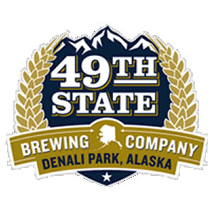 logo for 49th State Brewing Company Denali Park, Alaska