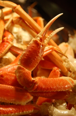 Crab Legs - Daniel St. Pierre