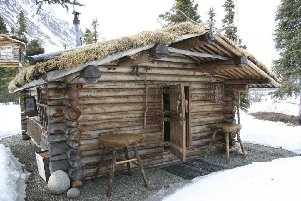 Alone in the wilderness dick proenneke s ultimate alaska for Alaska cabin plans