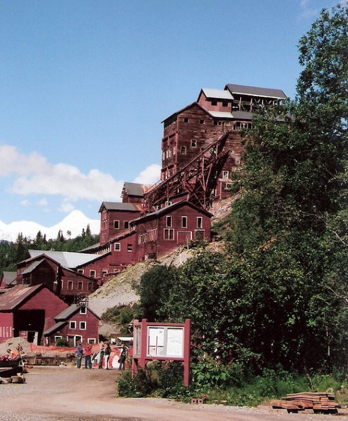 Kennicott Mines Copper River