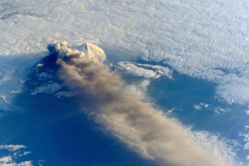 Pavlof Volcano Alaska Facts