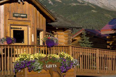 Gift Shop Cabin at Denali Princess Wilderness Lodge