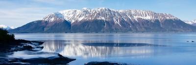 Alaska Mountain & Lake