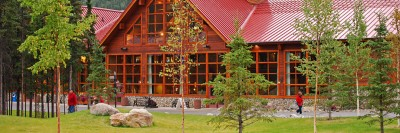Denali Alaska Wilderness Lodge Exterior