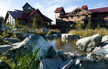 Denali Princess Riverside Lodge