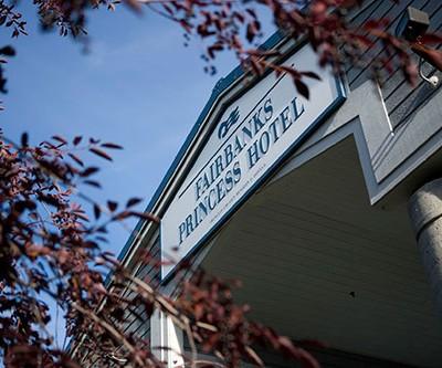 Fairbanks Hotel Fairbanks Princess Riverside Lodge - Where is fairbanks
