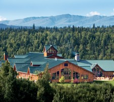 Mt. McKinley Princess Wilderness Lodge in Denali State Park - Princess Lodges