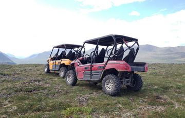 Copper River ATV Wilderness Adventure & Hike
