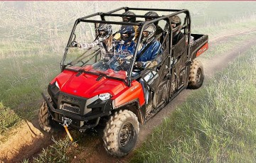 Scenic ATV Nature Ride