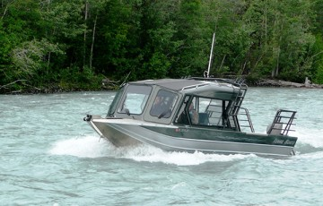 Copper River Scenic Jet Boat Tour