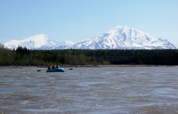 Copper River Scenic Wilderness Raftin