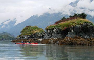 Valdez Coastal Kayak Adventure
