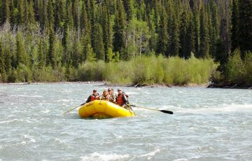 Wild & Scenic Backcountry Rafting