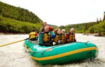 Nenana Gorge Whitewater Rafting