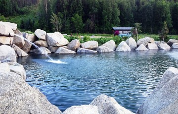 Chena Hot Springs & Ice Museum