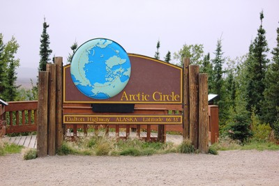 Journey Above the Arctic Circle, Fort Yukon & the Yukon River