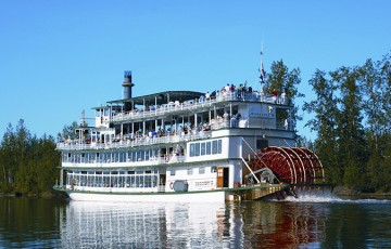 Riverboat Discover Cruise