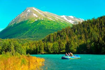 Kenai River Scenic Float