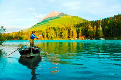 Kenai Upper River Fishing