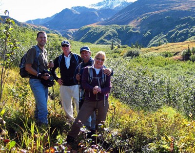 Mt. McKinley Backcountry Wilderness Adventure