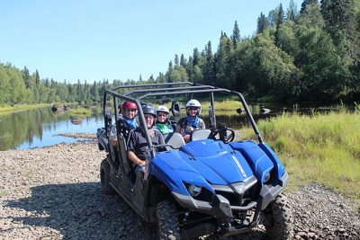 Mt. McKinley Black Bear UTV Wilderness Adventure