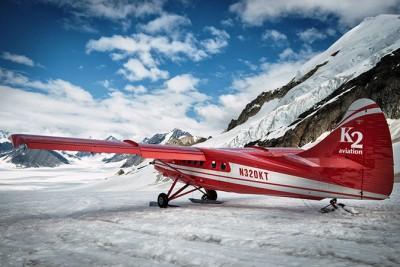 Glacier Landing Explorer