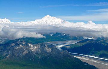 Summit McKinley Flight