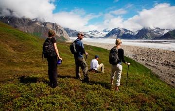 Ultimate Denali Hike & Flight