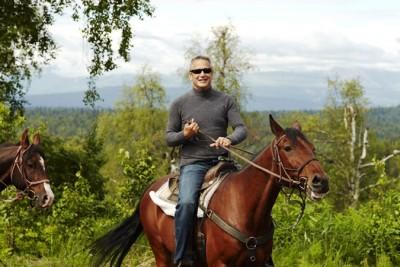McKinley Wilderness Trail Ride