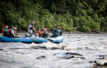 Talkeetna River Float Trip