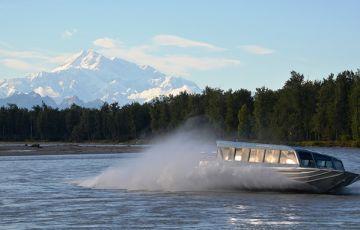 McKinley Wilderness Jet Boat Adventure