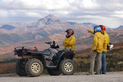 Denali ATV Adventure