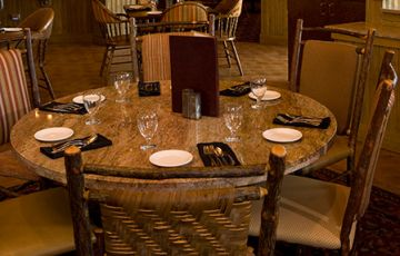 King Salmon Restaurant at Denali Princess Wilderness Lodge