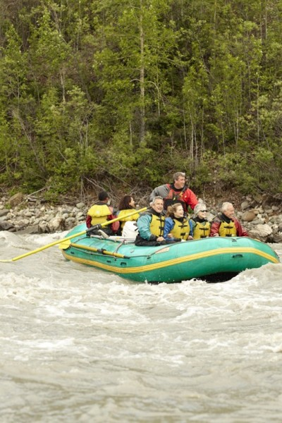 Nenana Gorge Whitewater