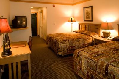 Standard Room at Mt. McKinley Princess Wilderness Lodge