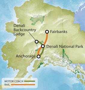 Alaska Tours Tour 3bp Anchorage Denali Backcountry