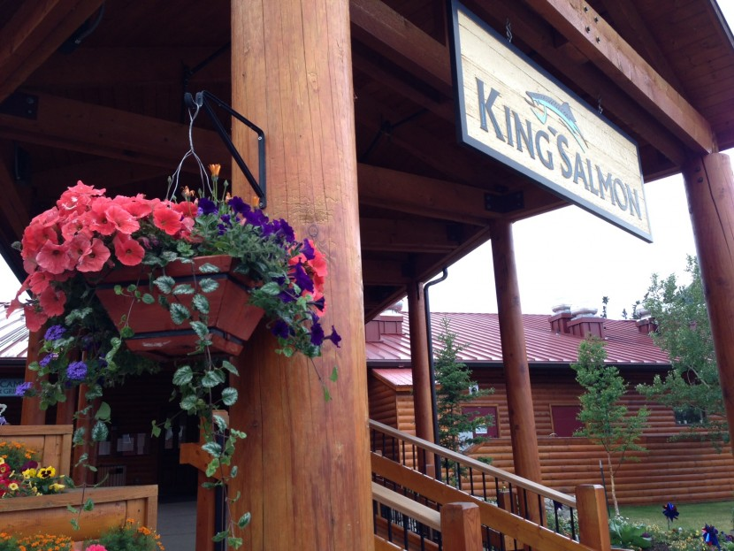 King Salmon Restaurant at Denali Princess Lodge
