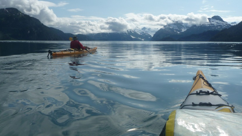 Choose Your Own Adventure in Copper River