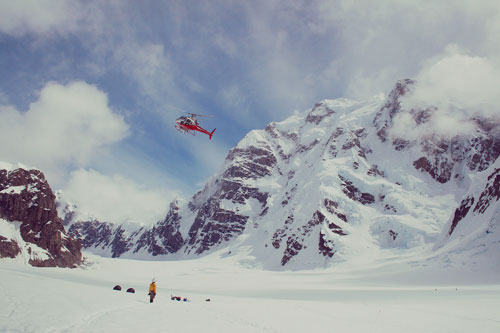 Heli-Skiing is Hella Rad