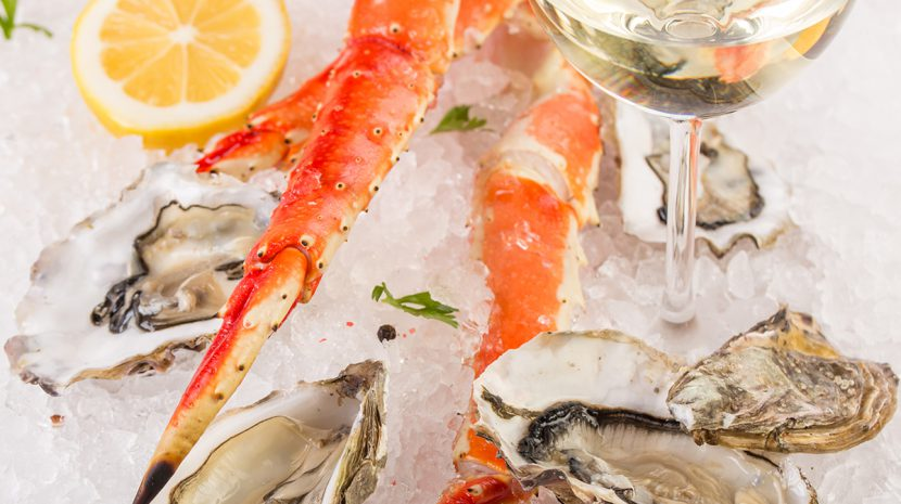 Fresh Alaska shellfish: where to find it