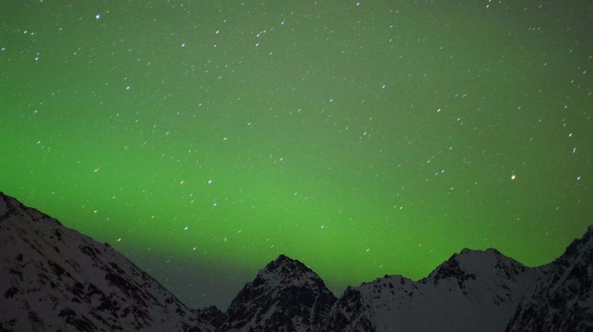 Sky of Green