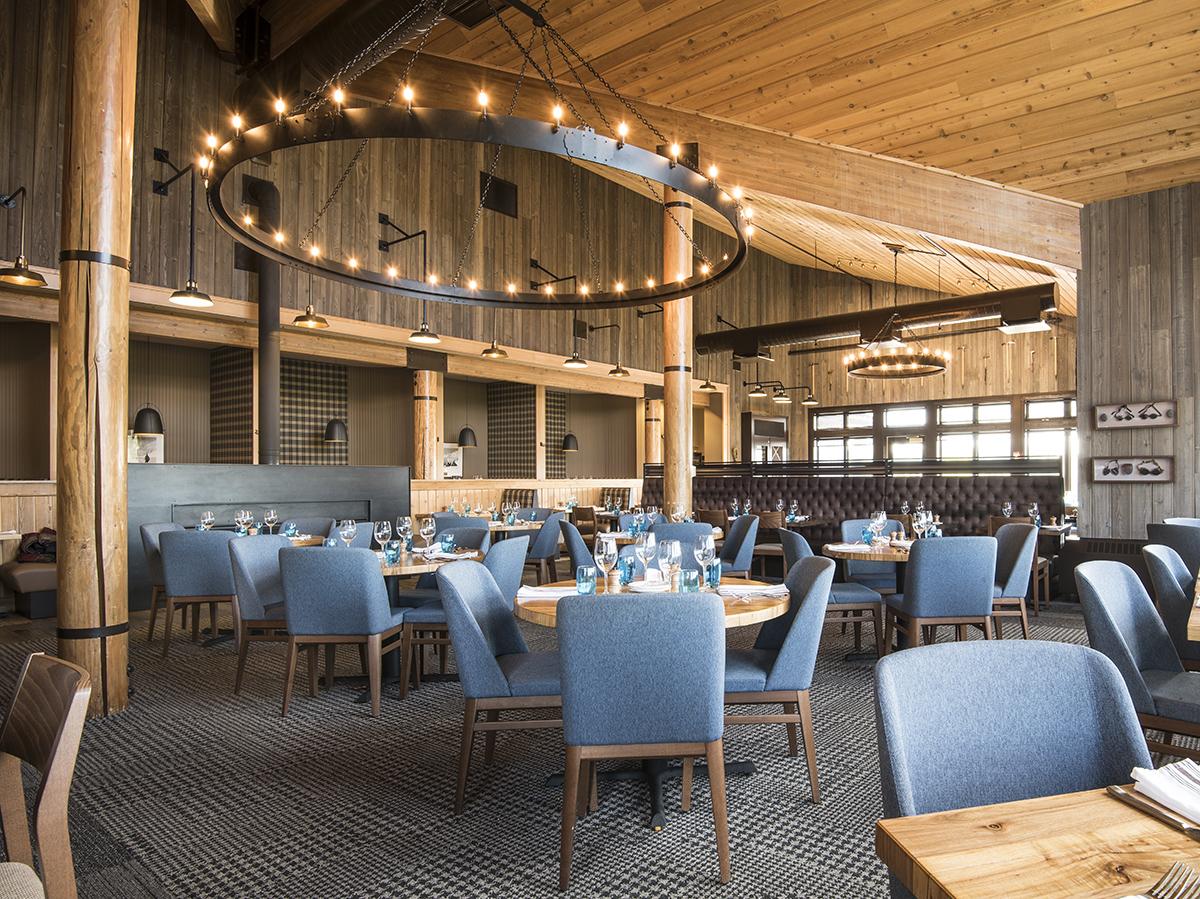 Alaska Hotels North Fork Restaurant Princess Lodges