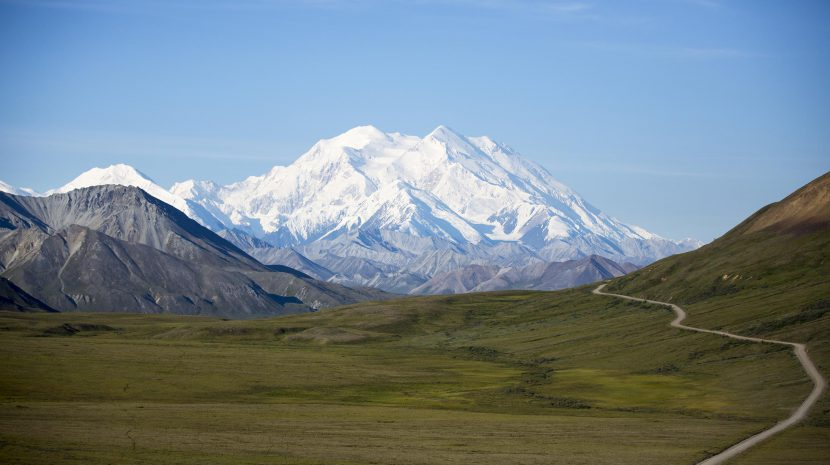 Denali - the highest peak in North America - measures 20,310 feet.